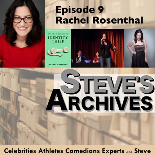 Episode 9 - Rachel Rosenthal