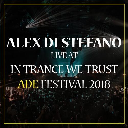 Alex Di Stefano live at In Trance We Trust ADE Festival 2018 WesterUnie, Amsterdam