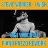 Stevie Wonder - I Wish (Gigi Vasco DJ Piano Pazzo Rework)
