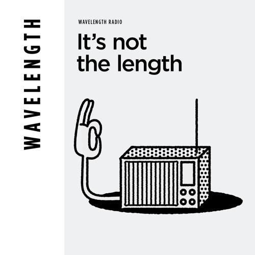 It's Not The Length Podcast Episode 1: Hawaii Debrief, Dog Marsh & Natxo Gonzalez