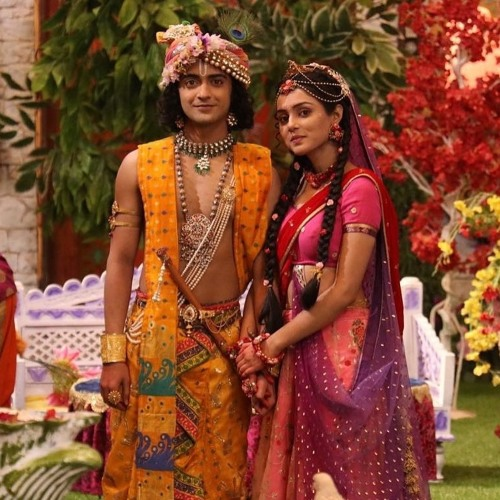 Radhakrishn-Star Bharat-O kanha O krishna jane mujhko ye kya ho gya