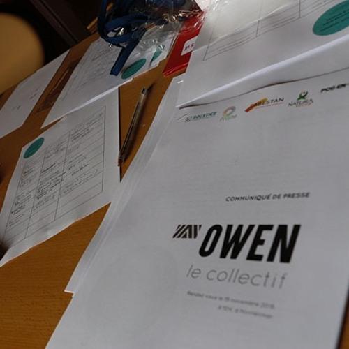 Collectif Owen Emission Janvier Les Coopératives