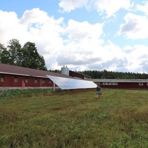 Maaltavastaajat jakso 27: Aurinkoenergiaa maatilalle