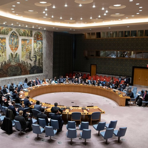 CLIP -  Head of the UN Office for West Africa and the Sahel briefing the Security Council