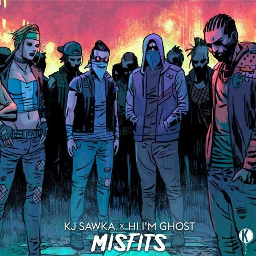 KJ Sawka x Hi I'm Ghost - Misfits