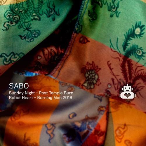 Sabo - Robot Heart - Burning Man 2018