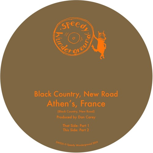 SW026 - Black Country, New Road - Athen's, France