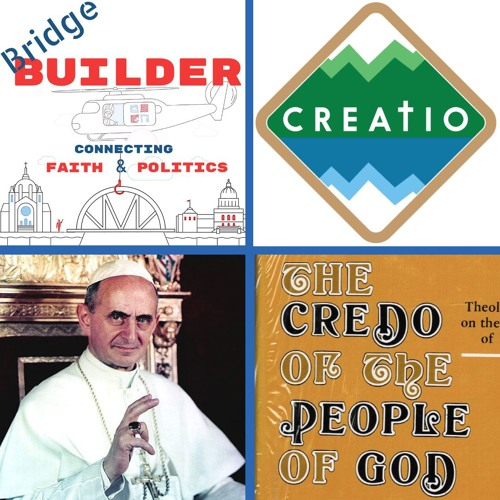 The Credo of the People of God, and Creatio - integrating service, mission, adventure, and creation