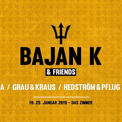 Bajan K & Friends 001 by Grau & Kraus