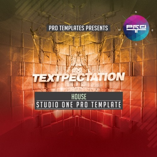 Textpectation Studio One Pro Template