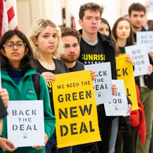 Ronnie Cummins on the Green New Deal