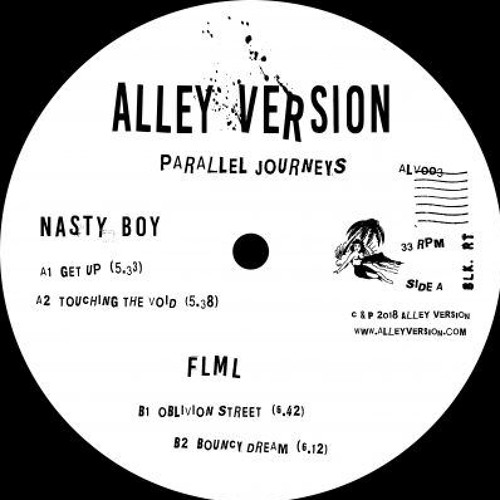 [ALV003] NASTY BOY / FLML - Parallel Journeys