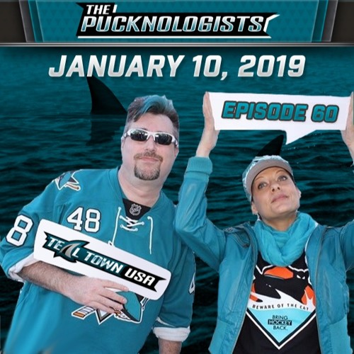 The Pucknologists – EP 60 – All Star Jerseys, Doug Wilson Rentals, and Bay Area Arenas