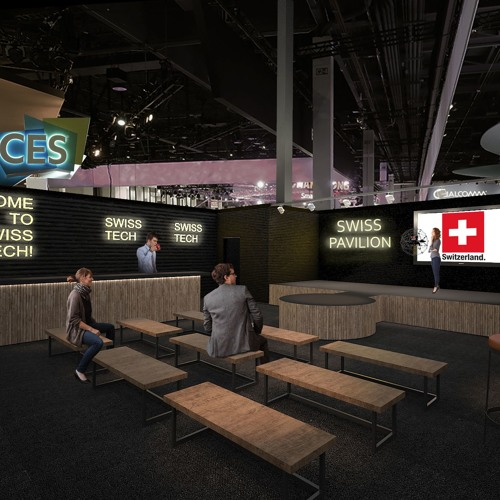 Swiss Up! The Swiss pavilion in Vegas