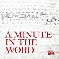 Minute In The Word from 01/15/19