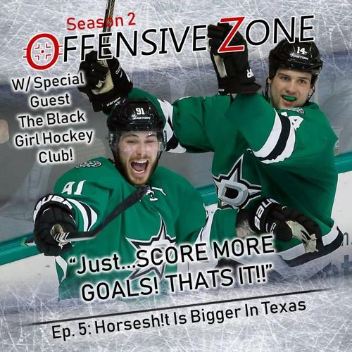 Season 2. Ep. 5 - Horsesh!t is Bigger in Texas
