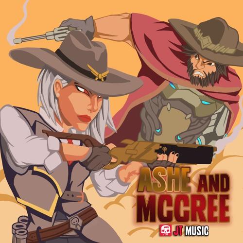 "Ashe and McCree Rap - ""The Deadlocks"""