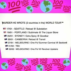 Murder He Wrote - Aaliyah Riddim [Free Download]