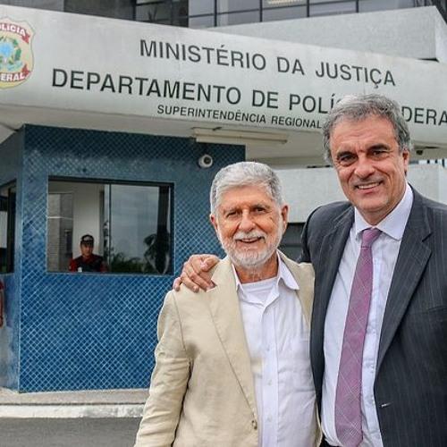 """Celso Amorim: """"O Brasil só será pacificado quando Lula estiver livre"""""""