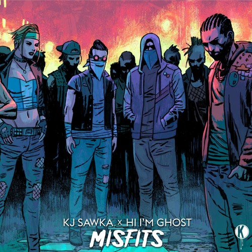 Hi I'm GHost Misfits