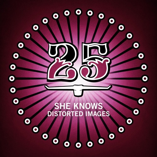 She Knows - Distorted Images [Bar25-087]