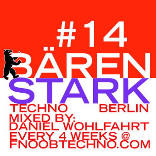 Bärenstark Techno Berlin #14 1st Birthday Show 12.01.2019