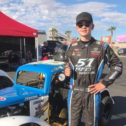 Jesse Love Las Vegas Legend 1 - 11 - 19