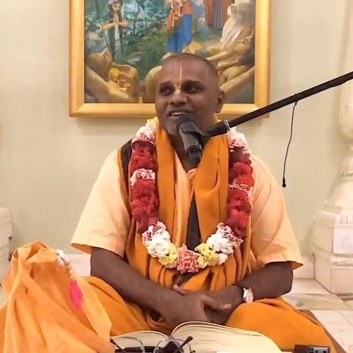 Śrīmad Bhāgavatam class on Sat 12th Jan 2019 by HH Bhakti Mukunda Swami 4.18.14-22