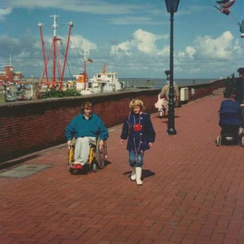 Wenn Kinder Angehörige pflegen Interview, WDR