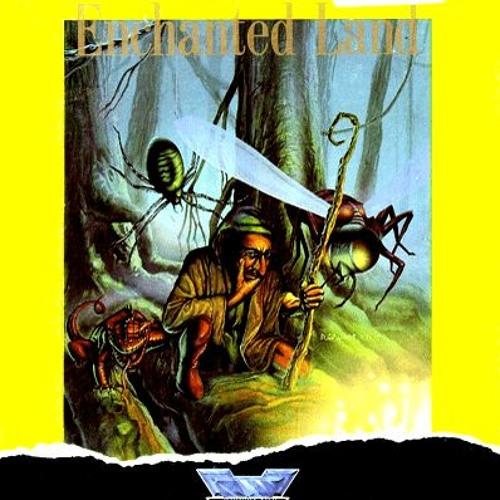 Enchanted Land: The Cave [AMIGA] (Jochen Hippel)