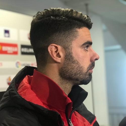 Juan Domínguez parla després del CF Reus-Numancia