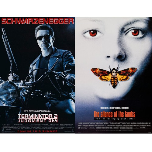 Episode 94 - Battle of 1991: Terminator 2: Judgement Day v. The Silence of the Lambs