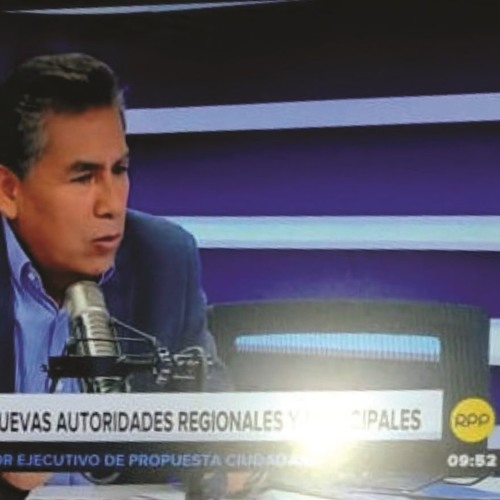 Entrevista a Econ. Epifanio Baca, en RPP Noticias.