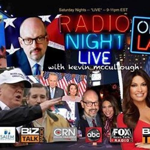 20190112 Radio Night Live Wall, Government Shutdown, POTUS Hour 1