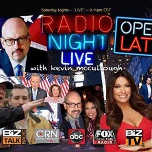 20190112 Radio Night Live Kimberly Guifoyle Hour 2