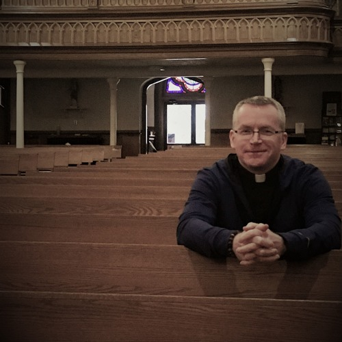 The Big Comfy Pew - Fr. Chris