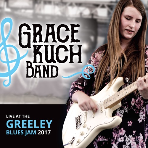 Grace Kuch Band Live at Greeley Blues Jam 2017