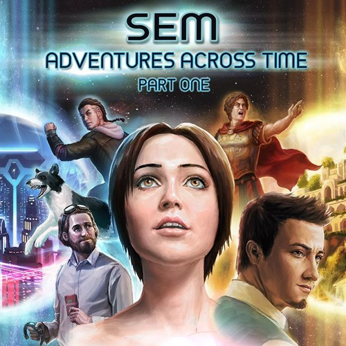 Sem: Adventures Across Time (Audiobook/Audiodrama)