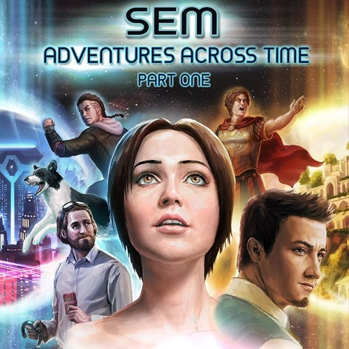 Chapter Three - Mr. Walter Steel (Sem: Adventures Across Time)