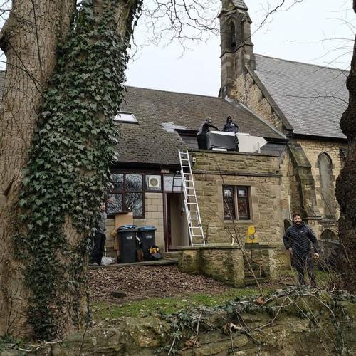 St Luke's Hall Refurbishments