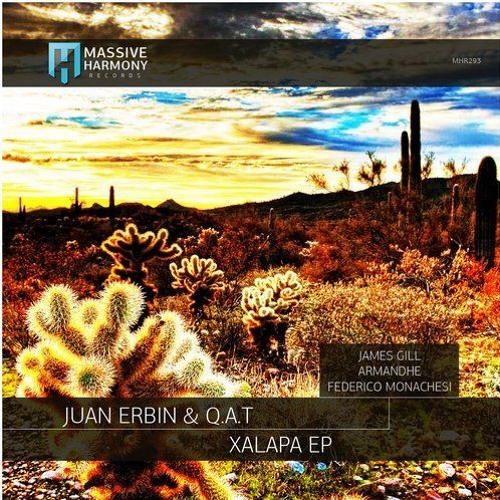 Juan Erbin & Q.A.T - Xalapa (James Gill Remix)