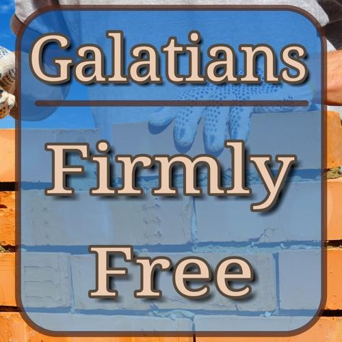 Firmly free (preacher: Dave Brown)