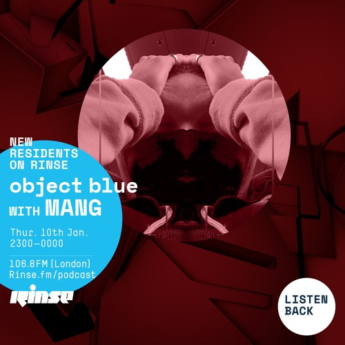 Rinse FM Mix For Object Blue