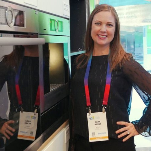 Bosch unveils new connected applicances at CES: Sr. Brand Mgr. Cara Acker
