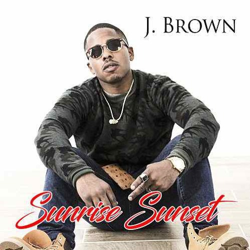 J Brown Stopped by Soul Cafe Radio NYC