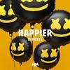 Marshmello Ft. Bastille - Happier Remix