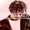 "Juice Wrld x Lil Uzi Vert  Type Beat - ""Nice To Know"""