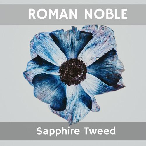 Sapphire Tweed