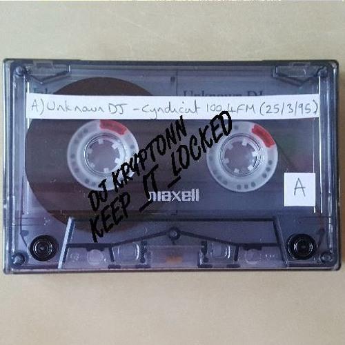 Unknown DJ - Cyndicut 100.4FM 25-03-95