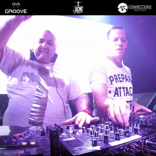 JP Sgalia B2B Abel Meyer @ Groove Buenos Aires - White Edition 15 - 12 - 2018